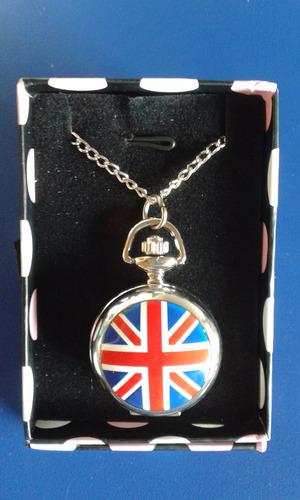 reloj collar unisex