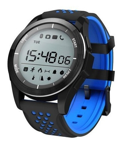 reloj con bluetooth no 1 f3 sumergible 1 año bateria