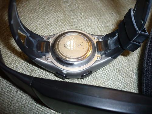 reloj con monitor cardiaco advance
