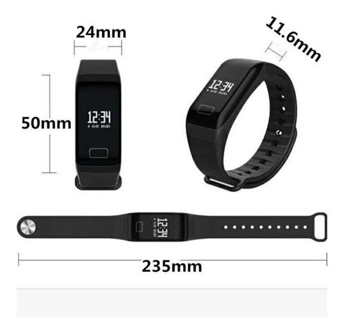 reloj con sensor oximetro presión arterial ritmo cardíaco