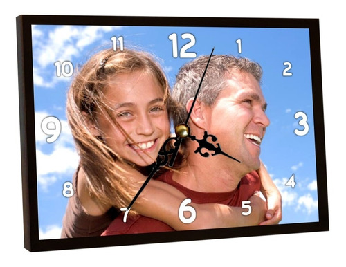 reloj con tus fotos - regalo original hombre mujer amigo