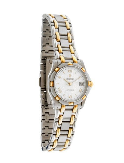 acec1112dd6d Reloj Concord Para Dama Modelo Saratoga Sl. -   12