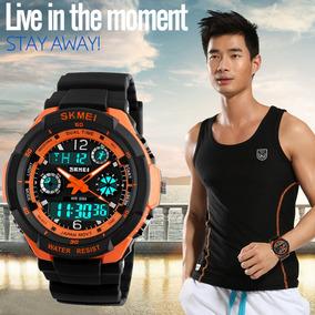 3a1d44966852 Relojes Para Jovenes Deportivos - Relojes para Hombre en Mercado Libre  Colombia