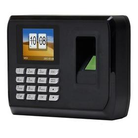 Reloj Control Horario Biometrico Huella Asistencia Prosoft