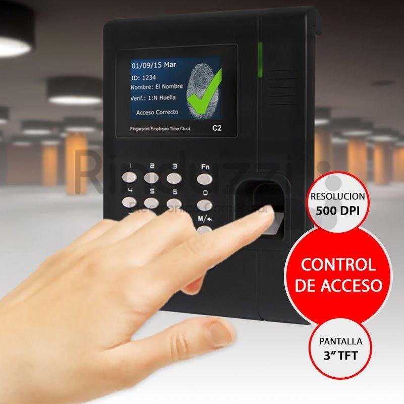 64512b4daae9 reloj control horario huella anviz c2 web server. Cargando zoom.