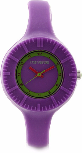 reloj converse vr-023-505 caucho ag. oficial barrio belgrano