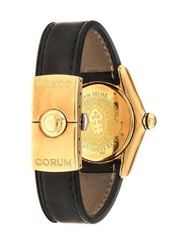 reloj corum para dama modelo bubble.-112832983