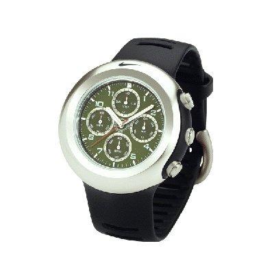 Cronógrafo Analógico Series Reloj Oregon Negro Nike ZTukXOwPi