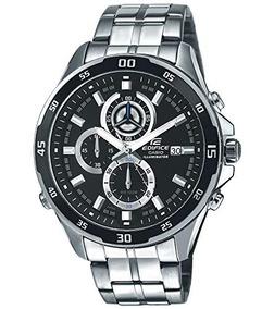 682afb3e5fae Reloj Casio Edifice Cronografo Sapphire Glass - Relojes Pulsera en ...