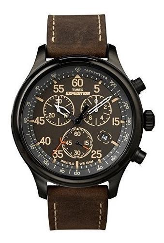 reloj cronografo de expedicion timex para hombre.