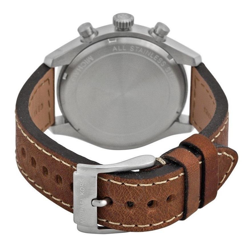Reloj Cronógrafo Michael Kors Hombre Mk7068 Original