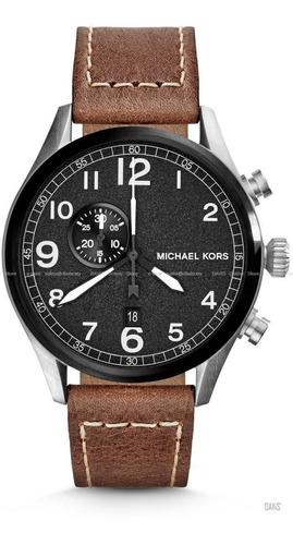 reloj cronógrafo michael kors hombre mk7068 - original