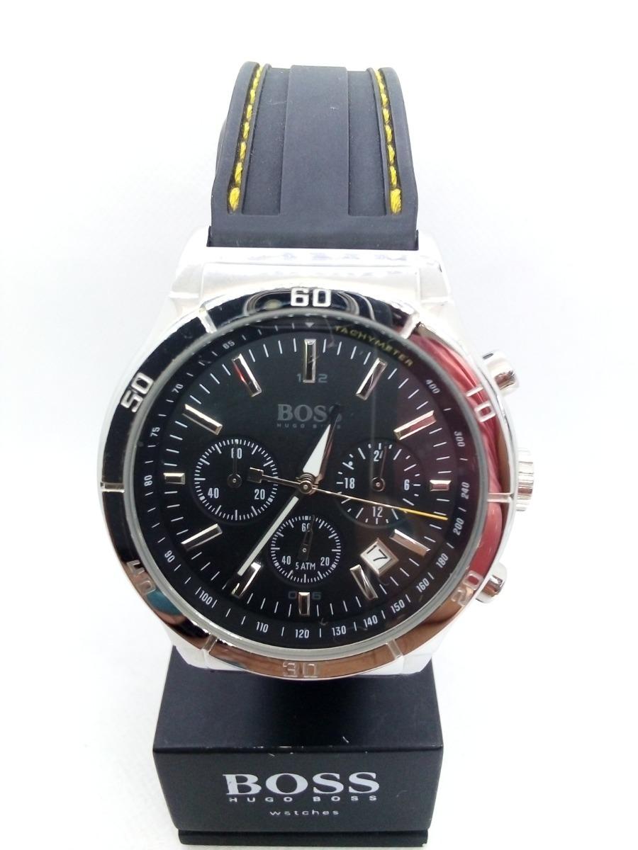 33bcf95a06c6 reloj cronógrafo para hombre hugo boss 1512500. Cargando zoom.