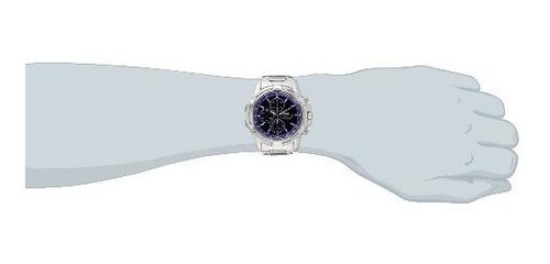 reloj cronografo seiko solar