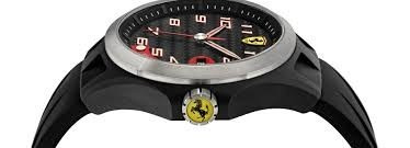 reloj cronometro calendario ferrari sf 0830012 original