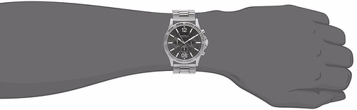 reloj cronometro hombre caravelle new york by bulova 43a115