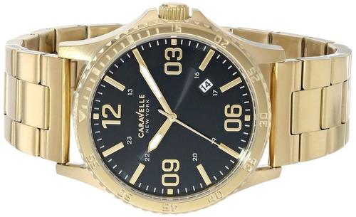 reloj cronometro hombre caravelle new york by bulova 44b104