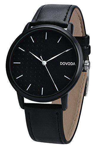 excepcional gama de colores liquidación de venta caliente super barato se compara con Reloj Cuero Hombres Clásico Business Casual Relojes Pulsera