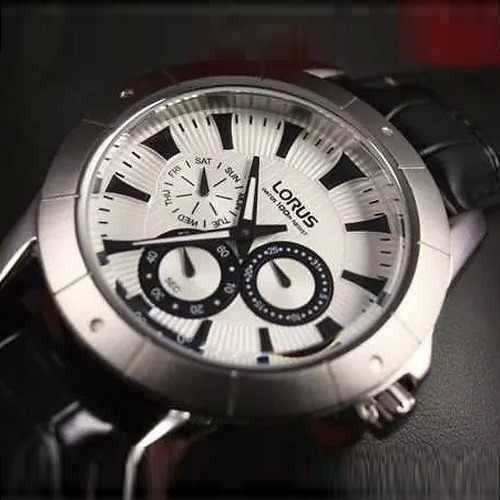 reloj cuero lorus rp685ax-9 by seiko relojesymas