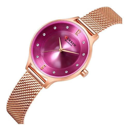 reloj curren con maquina japonesa sgp 9036 guilad joyas