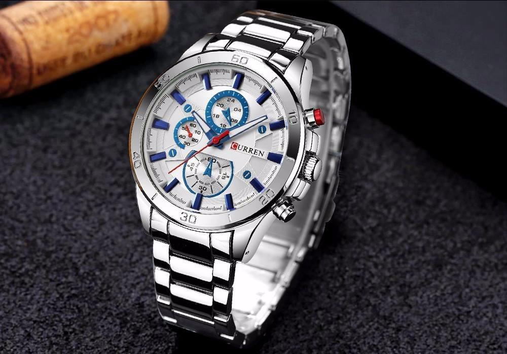 reloj curren modelo 8275 elegante para hombre. Cargando zoom. 749bfb7e0111