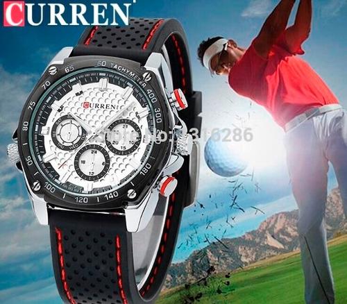 reloj curren reloj deportivo  - reloj  de lujo