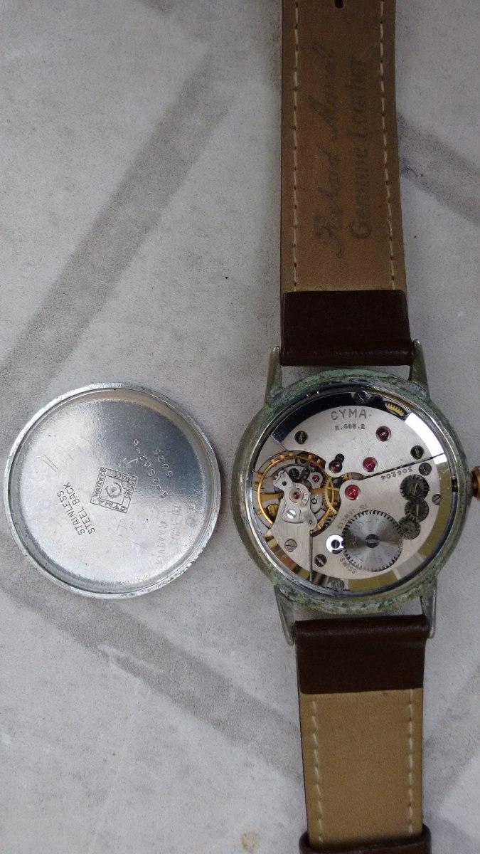 a3297412e403 reloj cyma a cuerda usado. Cargando zoom.