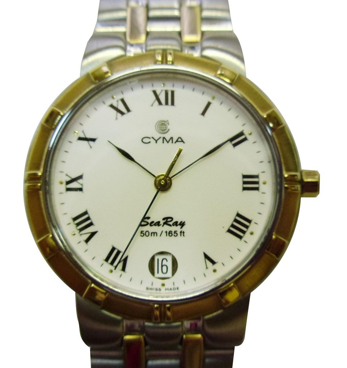 331c868d9f64 reloj cyma para hombre.cy2101 línea sea ray. Cargando zoom.