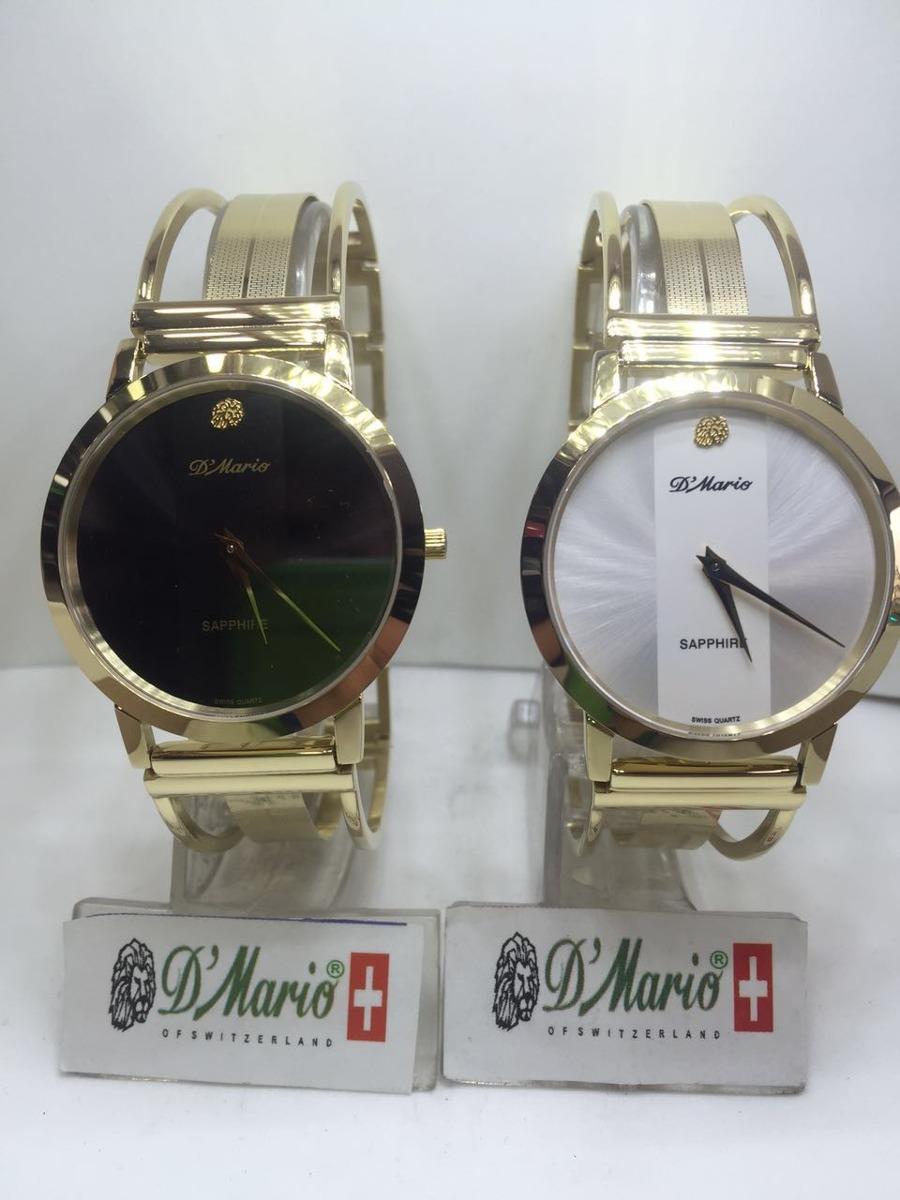Caballeros Envio Original Reloj Gratis D Mario dreCxBWo