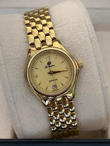 reloj d mario ref zf1209 para dama nuevo