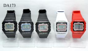 17f77823164e Reloj Digital Mujer Sumergible Natacion - Joyas y Relojes en Mercado Libre  Argentina
