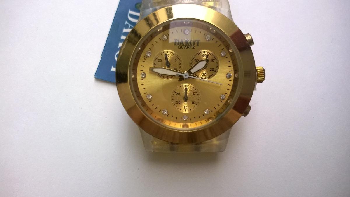 Reloj Dakot Dorado -   469 73c416d9fcfd