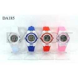 5bc0838b1eb4 Reloj Dakot Sumergible Ideal Natacion C  Luz Y Estuche -   450