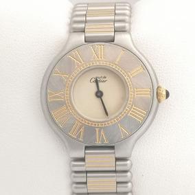 Reloj Dama 21 Must De Cartier Original