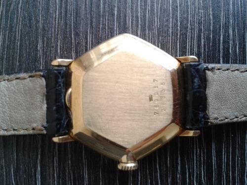reloj dama baume mercier geneve suizo oro ley 750