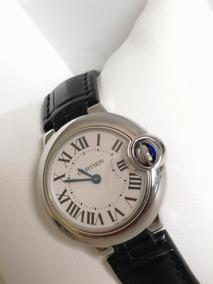 43cd30aaaee0 Reloj Dama Cartier Ballon Bleu 3009 Original
