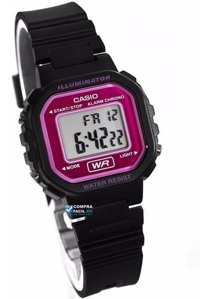 Diseño Cfmx La20 Dama Casio Colores Clásico Reloj Varios SUzpqMVG