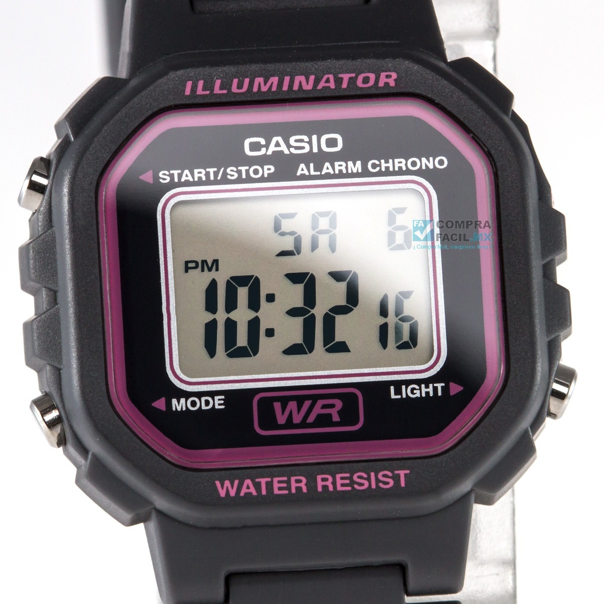 27d9f89faef4 Reloj Dama Casio La20 Gris - Diseño Clásico - Cfmx -   549.00 en ...