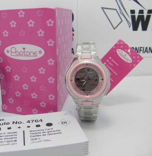 reloj dama casio lcf 10d 100% original nueva colección