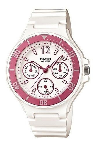 reloj dama casio lrw 250h 100% original nueva colección