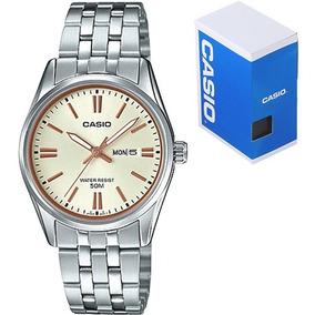 717ced9cb3af Reloj Casio Retro Bronce - Relojes en Mercado Libre México