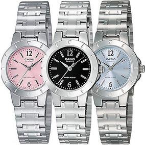 d9c94660e63a Reloj Casio Para Dama Ltp 1177 - Reloj de Pulsera en Mercado Libre ...