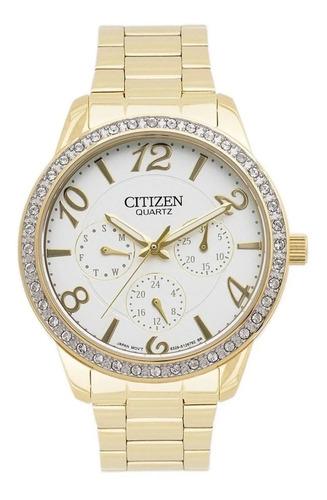 reloj dama citizen multifuncion ed8122 agente oficial