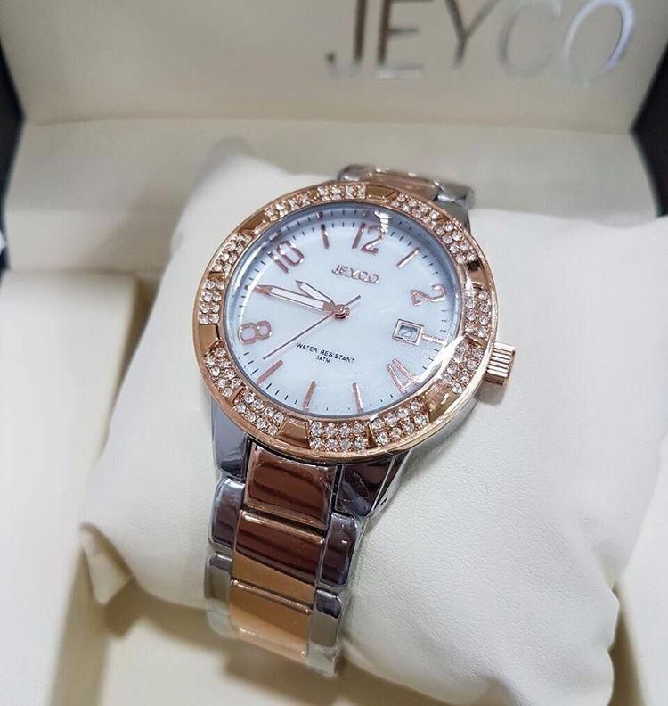 Reloj Dama Dorado - Plateado Jeyco 100% Garantizado! -   310.900 en ... 403cc72af422