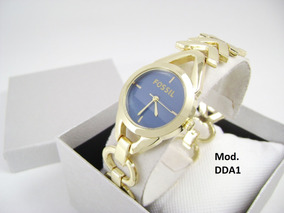 3c6dcb6d19b6 Reloj Dama . F O S I L . Con Estuche Y Envío