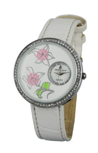 reloj dama john l. cook 2975 tienda oficial