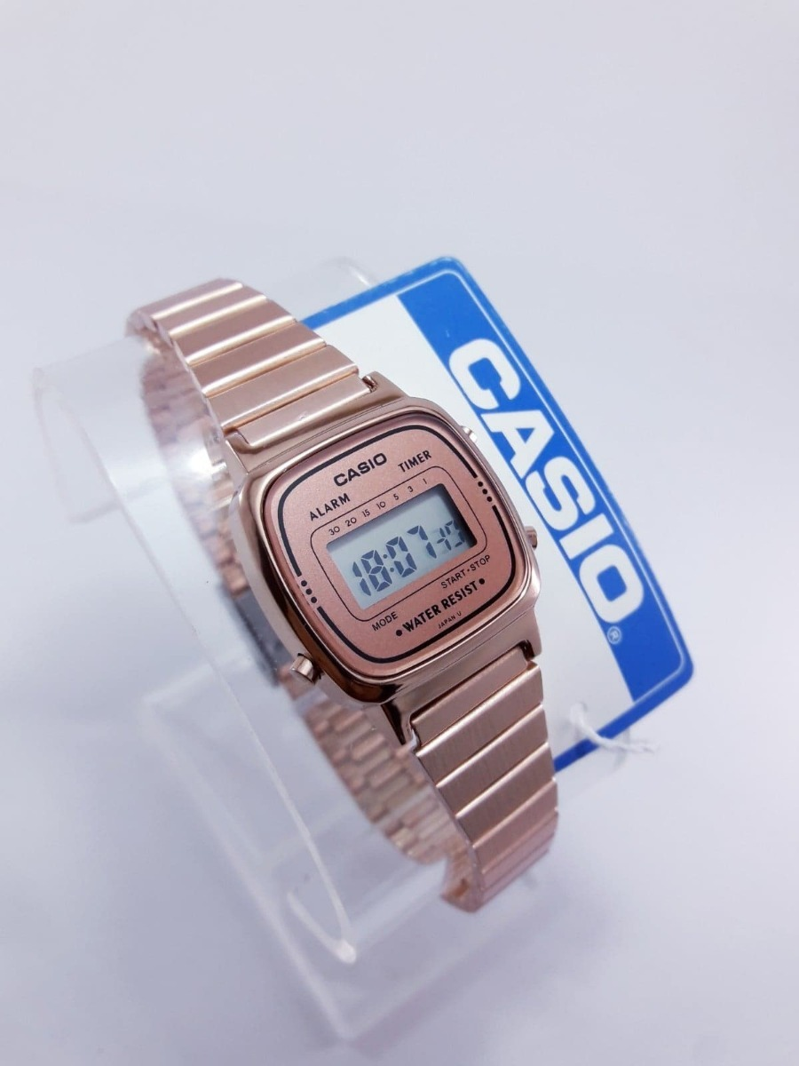 dc1d38834ed5 Reloj Dama La670 Rosa Rose Gold Caja Manual Envío Gratis Nue ...