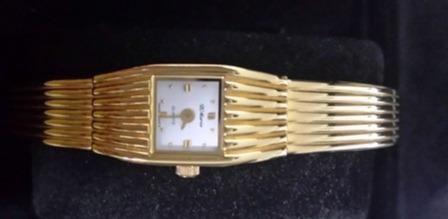 reloj dama marca d´mario ref: fg4310