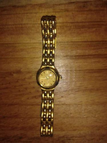 reloj dama quartz usado importado original diseño unico (20)