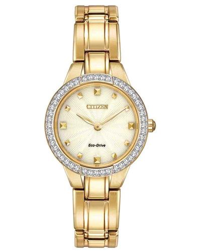 reloj dama sphere eco-drive dama-60521